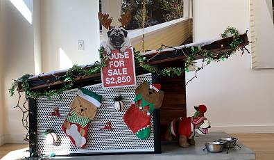 Bulldog Realtors Offers Custom Dog Houses