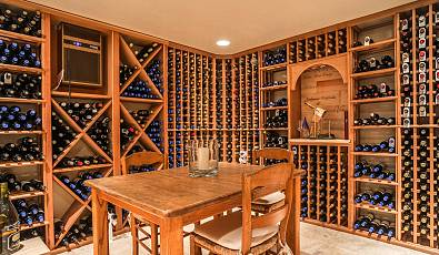 For the Ultimate Connoisseur: Luxurious Wine Cellars