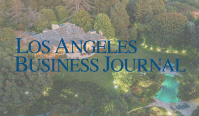 Los Angeles Business Journal Releases the Top Real Estate Agents in Los Angeles in 2019 - Including Six Leverage Member Agents
