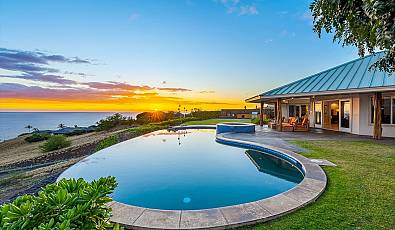 Property Highlight: Tropical Retreat in Kohala by the Sea