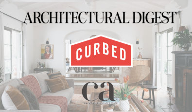 Architectural Digest, Curbed, CA Home + Design, and More Major Media Outlets Feature ACME Real Estate's 1930's-era Estate with Celeb-Pedigree