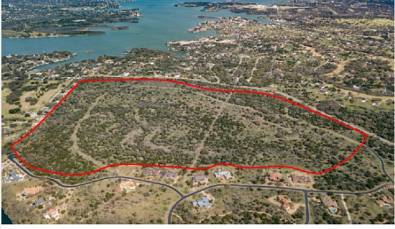 Development Opportunity HorseShoe Bay : 164 Acres