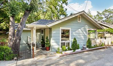 Picturesque Los Gatos Home