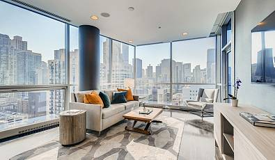 Urban Luxury with a Superior View