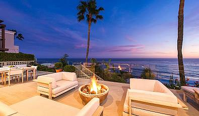 Summer Luxury: Fabulous Outdoor Fire Pits