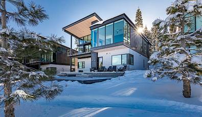 Finest in slopeside living located mid-mountain at Northstar California Resort