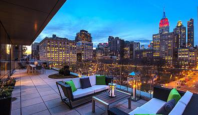 Luxury Living: Colossal Condominiums