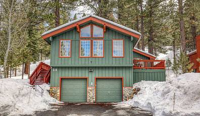 Northstar Mountain Family Retreat
