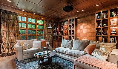 A Book Lover's Dream: Luxurious Home Libraries