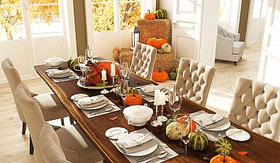 Cozy up to Fall: Transform Your Home for the Season