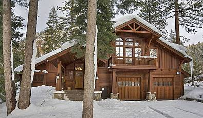 Winter Destination: Marvelous Mountain Homes