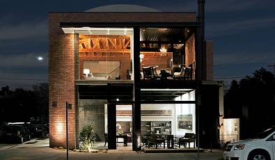Stunning One of a Kind Architectural Loft