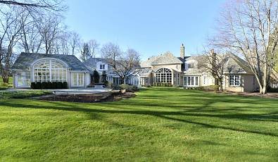 6.5 Acre Country Estate