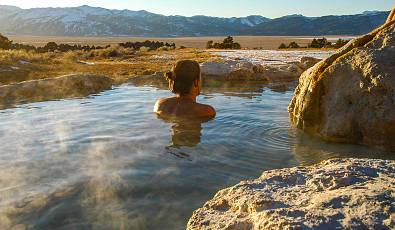Hot Springs to Visit This Fall