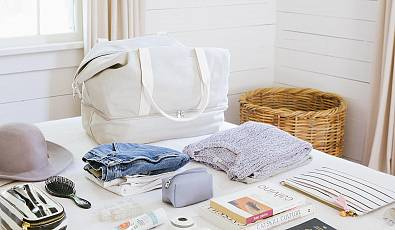 How-To: Pack Light