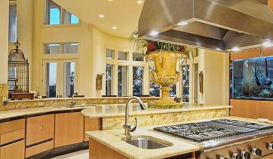 Top 10 Luxurious Gourmet Kitchens