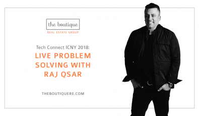 Inman Connect 2018 // Live Problem Solving with Raj Qsar