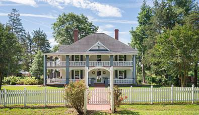Majestic Victorian Estate on 22.5 Acres!