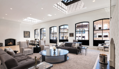 $65 Million Penthouse Becomes SoHo's Most Expensive