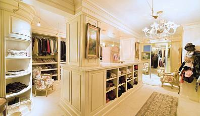 Swoon-Worthy Luxury Walk-in Closets