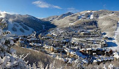 Skiing Heritage Week: Vail Celebrates 50 Years Being Premiere Resort Town