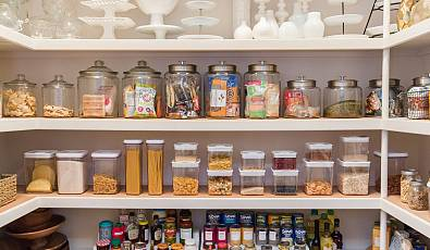 How-to: 5 Tips for Organizing Your Pantry