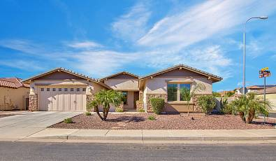 Coveted Old Stone Ranch Home in Chandler