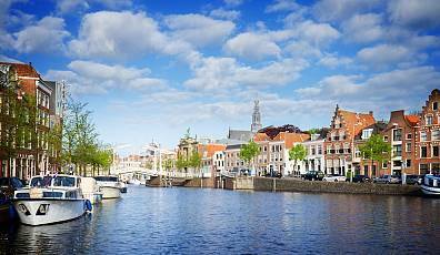 Visit Haarlem, the Netherlands