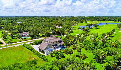 Golf Course Living | Incredible Properties with Luscious Views