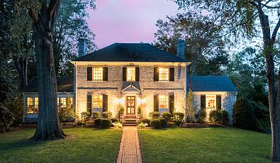A classic brick and slate Georgian in the heart of Windsor Farms!