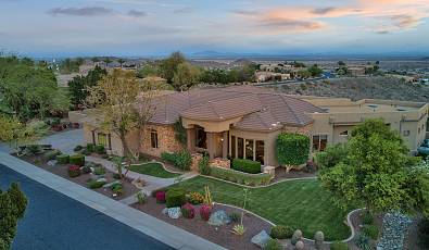 Stunning Ahwatukee Custom Home in Gated Eagle Ridge