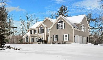 99 Colonial Ridge Drive, Boxborough MA