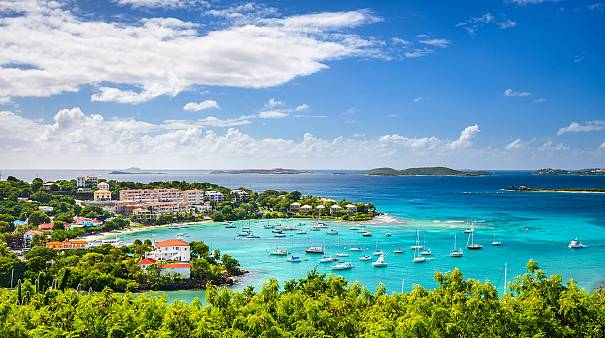 St. John & Lovango, U.S. Virgin Islands