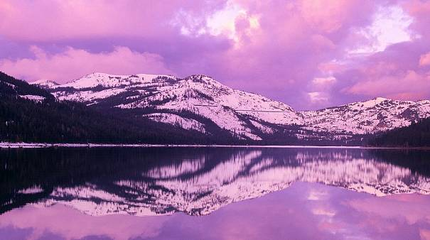 Truckee, Lake Tahoe, CA, USA